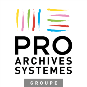 Logo Groupe PRO ARCHIVES SYSTEMES