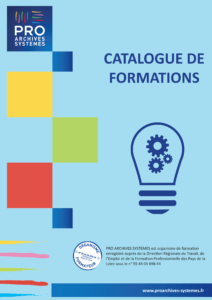 Catalogue de formations PAC