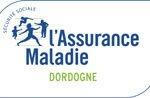 Logo CPAM Dordogne