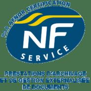 Logo norme NF Z40-350