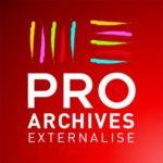 Logo PRO ARCHIVES